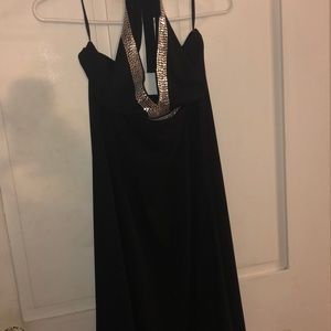 XL Halter Dress